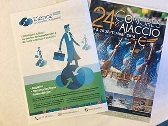 Diapaz sera au 24ème Congrès ACE à Ajaccio