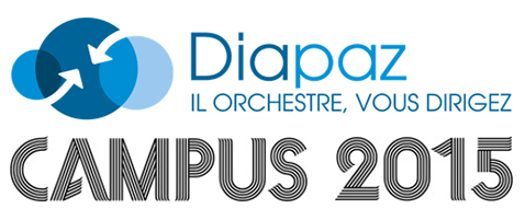 Diapaz au salon Campus 2015 !