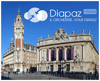 Diapaz présent à Lille le jeudi 10 mars 2016