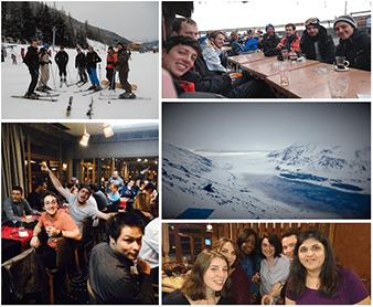 Diapaz en séminaire au ski pour démarrer 2016 avec panache!