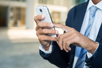 Application mobile flash avocat - Diapaz